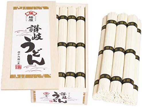シマイチ 讃岐うどん 麺徹 麺徹-25R 1205g