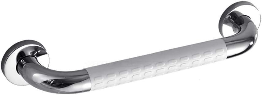15 Inch Stainless Steel Shower Grab Bar Shower Handle/Bathroom Balance Bar/Safety Hand Rail Support/Handicap/Towel Bar,for Handicap Elderly Injury, Pregnant 411dHGhY1XL