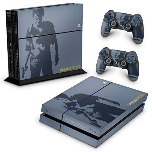 Skin Adesivo para PS4 Fat - Modelo 155