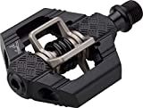 CRANKBROTHERs Crank Brothers Candy 3 Hangtag Bike Pedal, Black