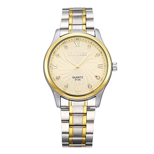mens-unique-wrist-watch-stainless-steel-band-classic-round-gold-silver-two-tone-business-casual-dres