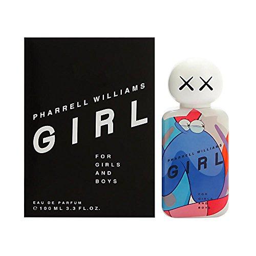 (Pharrell Williams Girl by Pharrell Williams for Unisex 3.3 oz EDP Spray)