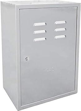cewal caja para protección Gas zincata cm 40 x 55 x 25: Amazon.es: Bricolaje y herramientas