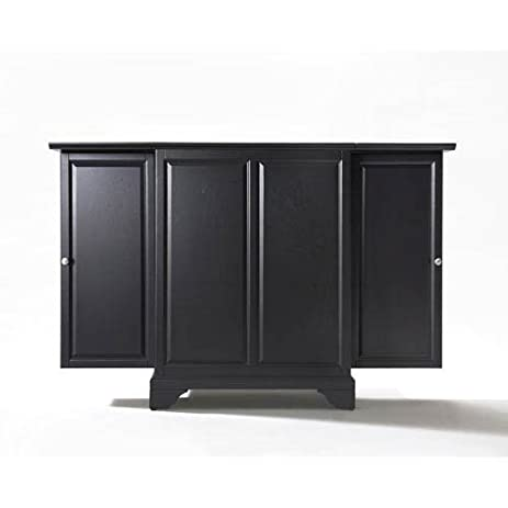 Amazon.com: Crosley Furniture LaFayette Expandable Top Bar Cabinet ...