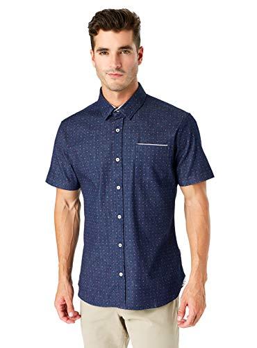7 Diamonds Audio Tree Short Sleeve Shirt (X-Large)