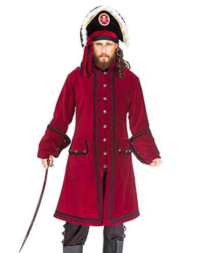 Pirate Captain Lowther Coat