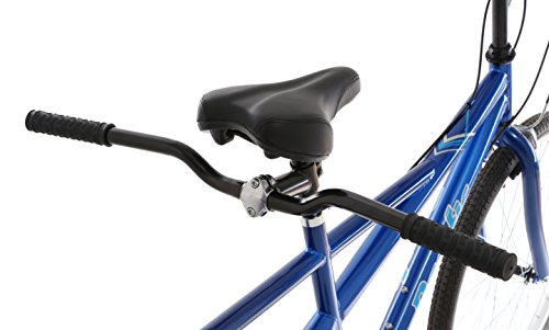 Pacific Dualie Tandem Bicycle w/ 26inch Wheels,Blue, One Size by Pacific (Image #5)