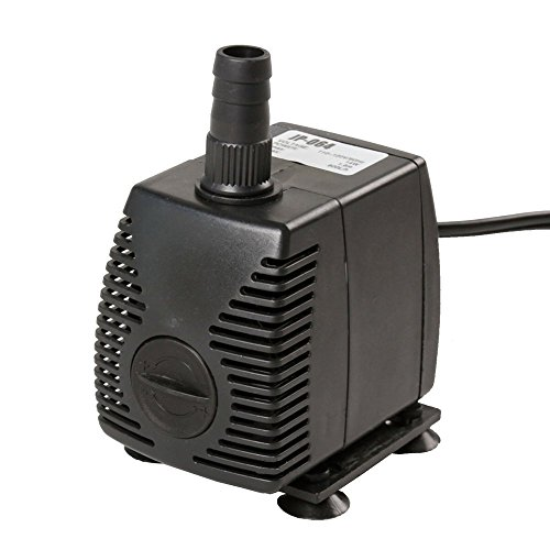 SUN Aquarium Submersible Water Pump (420 GPH) by SUN