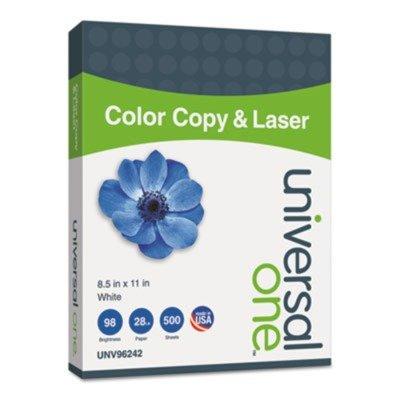 UNV96242 - Universal Color Copy/Laser Paper