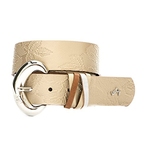 5fc2c9f3 Velez Women Genuine Colombian Full Grain Leather Casual Belt Removable  Buckle Dress Belt | Correa y Cinturones de Cuero Colombiano de Mujer Golden  L