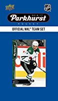 Dallas Stars 2016 2017 Upper Deck PARKHURST Series Factory Sealed Team Set including Jamie Benn, Jason Spezza, Patrick Sharp Plus