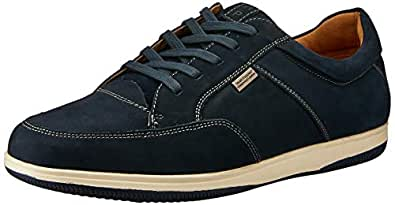 Hush Puppies  Dean , Navy Nubuck, 6 AU