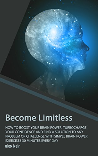 Become Limitless Turbocharge Confidence Challenge ebook product image