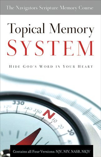 By Navigators - Topical Memory System: Hide God's Word in Your Heart (Living the Letters) (Pap/Crds) ()