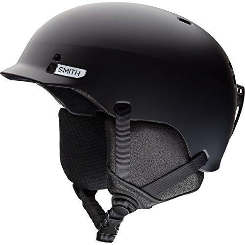 X-large Snowmobiles Helmets - Smith Optics Gage Adult Ski Snowmobile Helmet - Matte Black / Xlarge