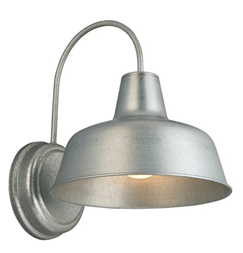 Galvanized Outdoor Light Fixtures