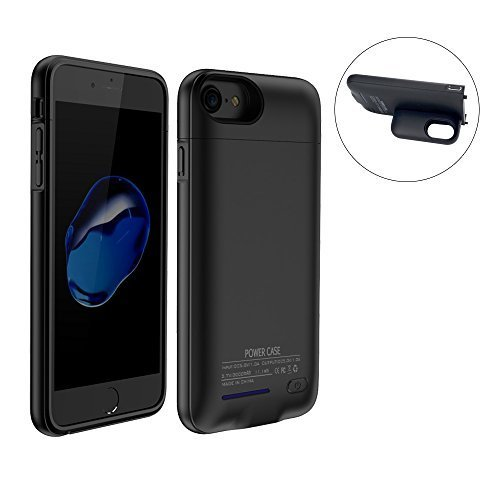 innovative design 9cf31 0745c 3000Mah Battery Charger Case For Both iPhone7and iPhone 6(S) 4.7