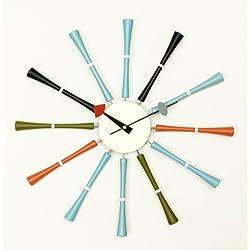Telechron  Spindle Clock, Multi