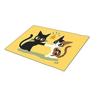 AbbyDay Doormat Cat Lovely Cats Custom Door Mat One size