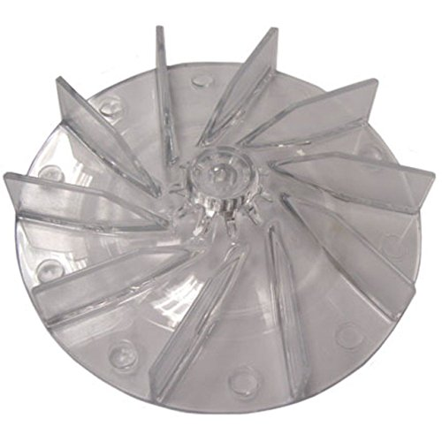 EUREKA SANITAIRE 12988 PLASTIC MOTOR FAN VACUUM CLEANER PART