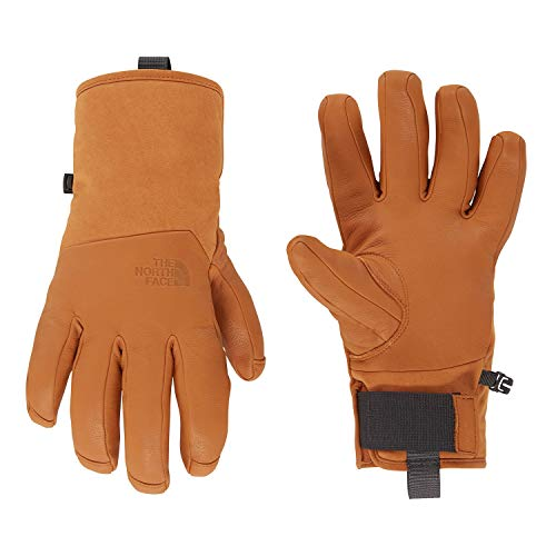 The North Face Men's Leather IL Solo Glove 2018 Timber Tan M