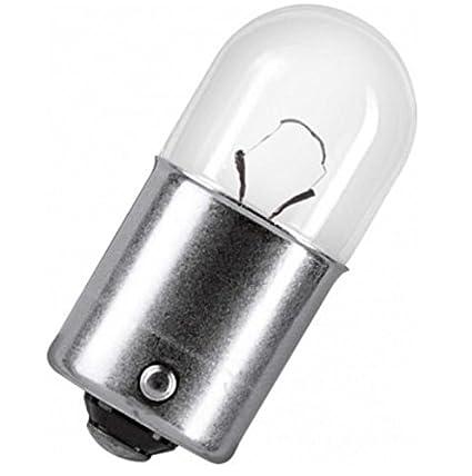 10x OSRAM Kugellampe R5W 12V 5W 5007 Glühlampe Glühbirne Rücklicht Signallampe