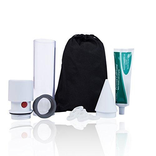 Vacuum Pump for Men, Natural Alternative to Erectile Dysfunction Pills, Manual Penis Pump, Men's Pump Kit for Erectile Dysfunction - Pos-T-Vac, Easy Pro 1000 by POS-T-VAC (Image #9)