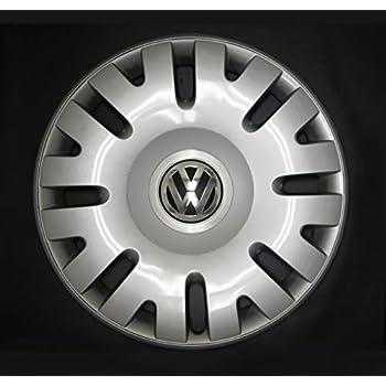 amazoncom genuine vw hub cap beetle    spoke wheel cover fits   wheel automotive