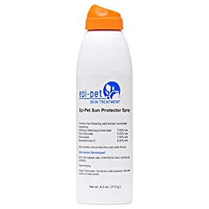 Epi-Pet Sun Protector Spray for Pets