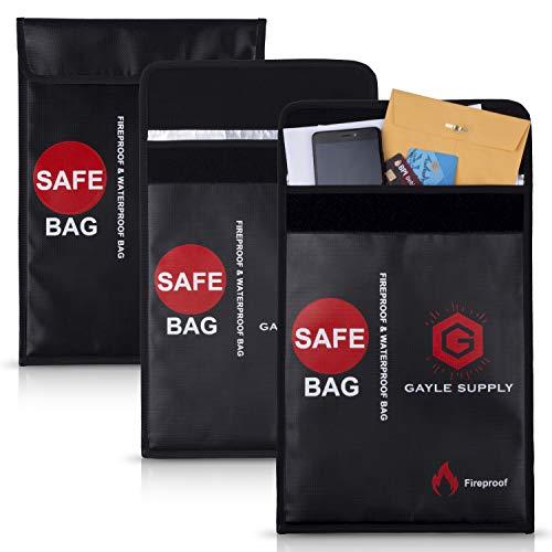 Fireproof Document Bag | 15