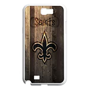 New Orleans Saints Samsung Galaxy N2 7100 Cell Phone Case WhiteL1081745