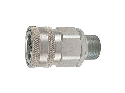 H Series Couplers - Male Thread