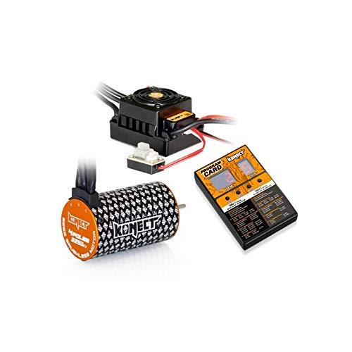calidad fantástica COMBO COMBO COMBO MOTOR VARIADOR 50AMP 5200Kv KONECT  punto de venta de la marca