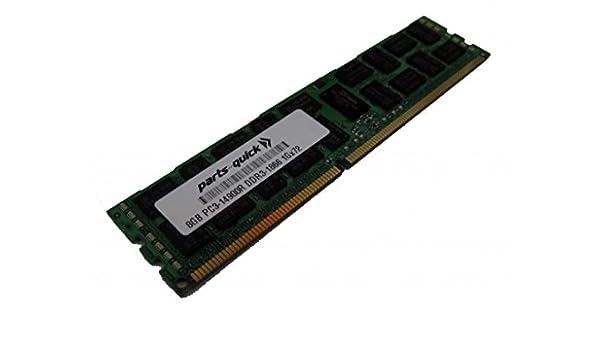 16GB DDR3 Unbuffered PC3-12800E Memory RAM Upgrade Dell Precision T1700 4x4GB