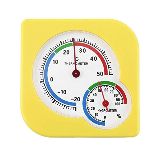 Liobaba Hygrometer Humidity Gauge Indicator Digital Indoor Thermometer Room Temperature and Humidity Monitor by Liobaba (Image #6)