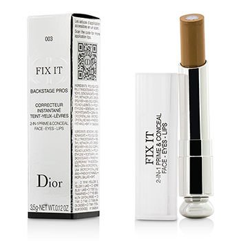 Christian Dior Fix It 2-in-1 Prime and Conceal Face with Eyes and Lips, No. 003 Dark, 0.12 Fluid - Dior Eshop