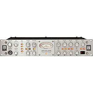 new avalon design vt 700 series tube mono channel strip microphone instrument. Black Bedroom Furniture Sets. Home Design Ideas