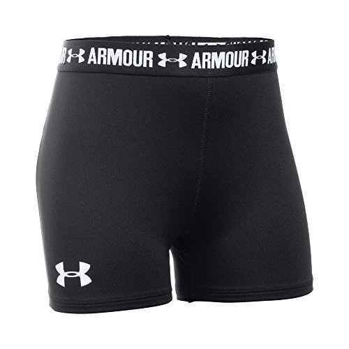 Under Armour Girls' HeatGear Armour 3