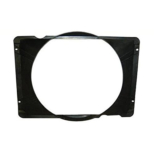 Eckler's Premier Quality Products 40299431 Chevy Big Block Fan Shroud by Premier Quality Products