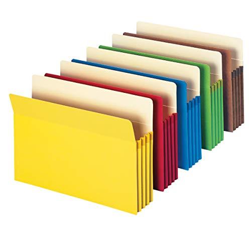 Smead File Pocket, Straight-Cut