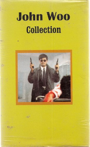 John Woo Collection (A Better Tomorrow/A Better Tomorrow II/Just Heroes)