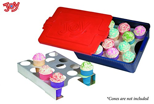 Joy Ice Cream Cupcake Baking Pan Set ()