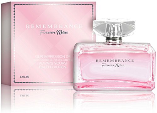 80ml Eau Parfum De (Remembrance Forever Mine Perfume for Women, 2.7 Ounce 80 Ml - Scent Similar to Romance Always Yours)