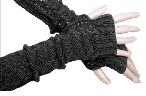 VISKEY Fashion Gloves Warmer Fingerless