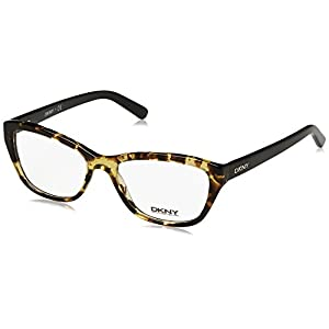 DKNY DY4665 Eyeglass Frames 3678-53 - Tortoise