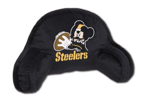 NFL Pittsburgh Steelers Mickey Mouse Plush 12-Inch-by-20-Inc