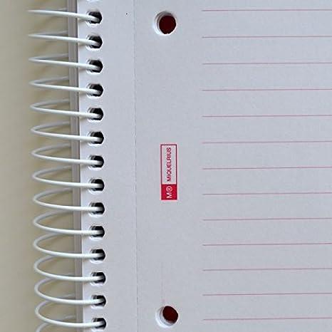 Agatha Ruiz De La Prada for Miquelrius Hardcover Notebook, Heart Flower (8.5
