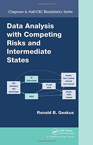 Data Analysis With Competing Risks And Intermediate States (Chapman & Hall/CRC Biostatistics Series)