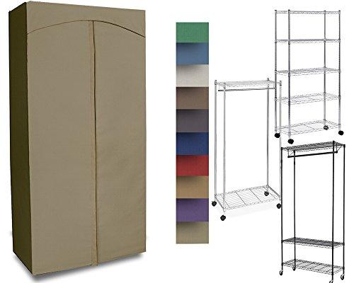 48 garment rack cover - 3
