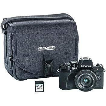 Amazon.com : Olympus OM-D E-M10 Mark II Mirrorless Camera ...